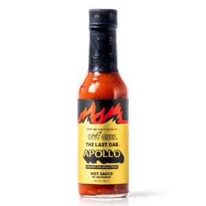 Hot Ones The Last Dab Apollo hot sauce