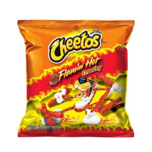 cheetos flamin hot