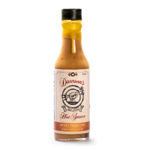 Dawson's Sweet Pear Chili hot sauce