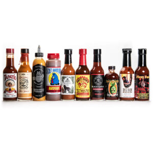 hot ones sauces 10 pack heatsupply