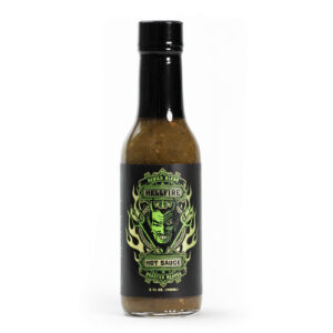Hellfire Devil's Blend Roaster Reaper hot sauce Hot Ones