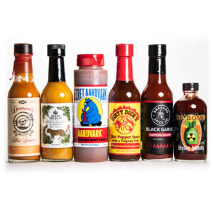 hot onees hot sauces 6 pack heatsupply