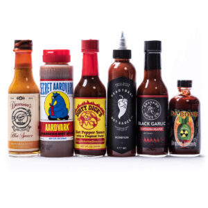Hot Ones sauzen XL 6 pack