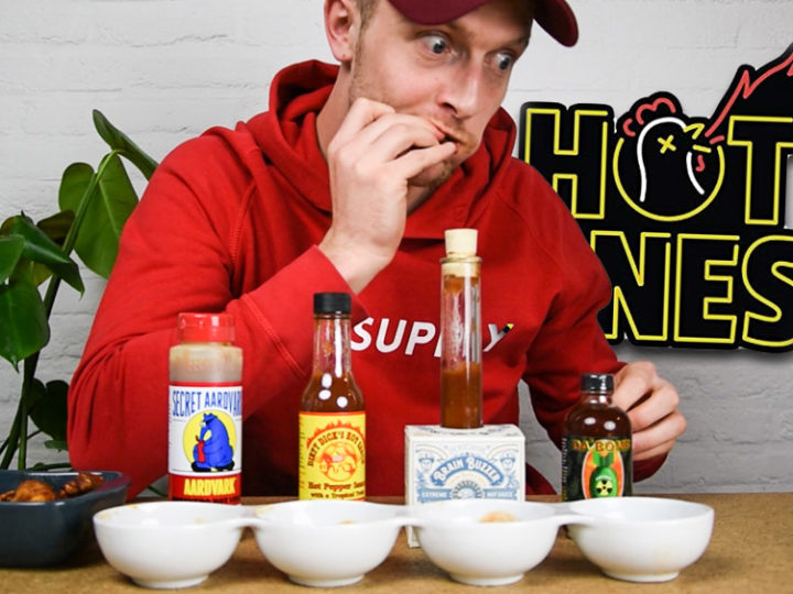 5 spicy (hot sauce) ideas to get through the quarantine period