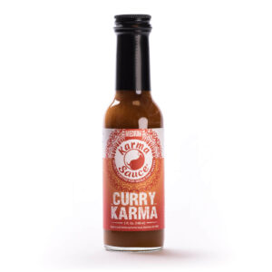 curry karma hot sauce