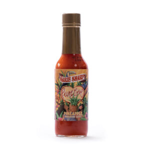 Marie Sharp's pineapple hot sauce