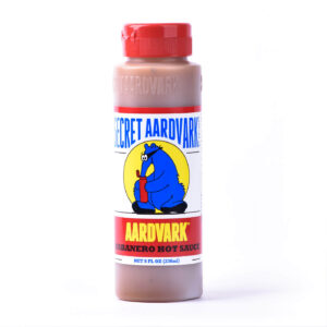 secret aardvark hot sauce