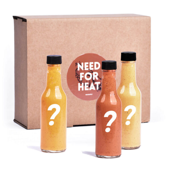 hot sauce subscription