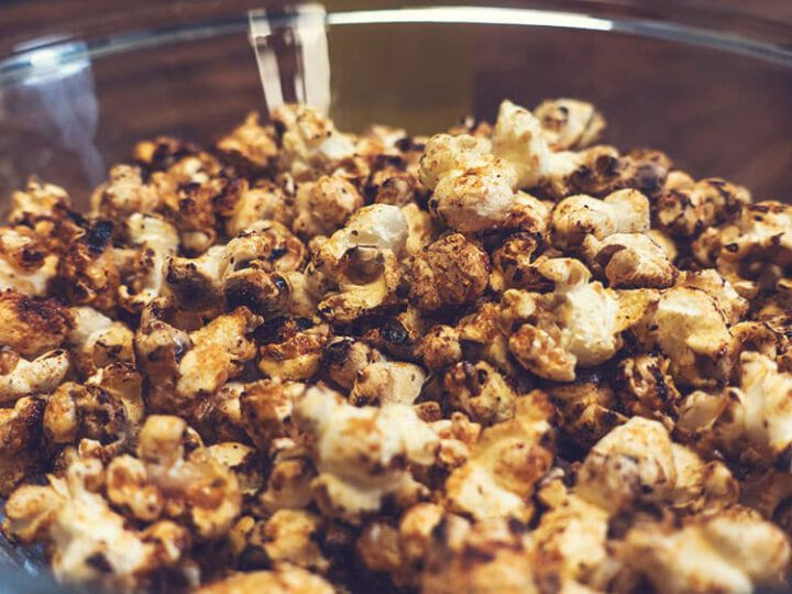 Spicy Chipotle Popcorn: the Ultimate Movie Night snack