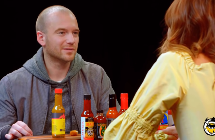 How does the Hot Ones team research their guests?